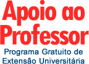 Com apoio da UNESCO,o Programa Apoio ao Professor é um programa de extensão universitária para a formação continuada de professores e especialistas em educação de todo o Brasil. Totalmente gratuito, ele oferece cursos de extensão na modalidade a distância para qualquer educador ou educadora do país que busque o aperfeiçoamento e o crescimento profissional.