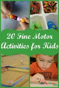 fine-motor-activity book